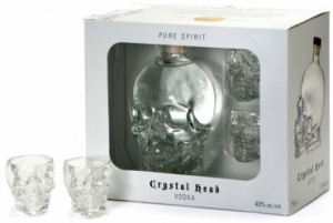 Crystal Head Vodka Glass Pack